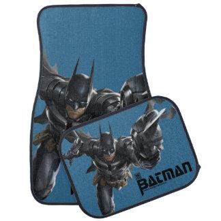 Concept Batman With Batclaw Car Floor Mat