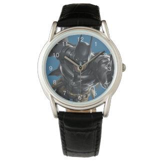 Concept Batman With Batclaw Wristwatch
