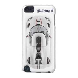 Concept Car Serials iPod Touch Case
