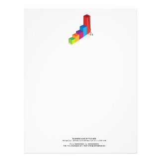 concept for ambition and determination letterhead