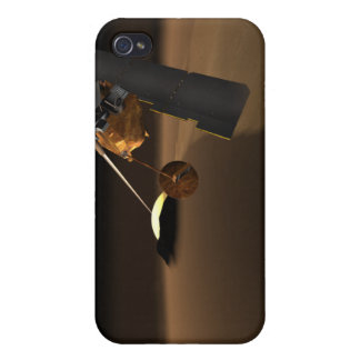 Concept for Mars Volcanic Emission Life Scout iPhone 4/4S Cases