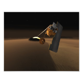 Concept for Mars Volcanic Emission Life Scout Photo Print