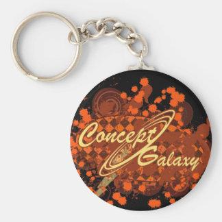 Concept Galaxy Keychain