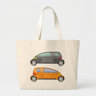 Concept-mobile Large Tote Bag