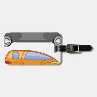 Concept-mobile Luggage Tag