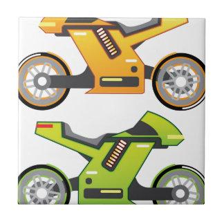 Concept motorcycle Electric Bike Ceramic Tile