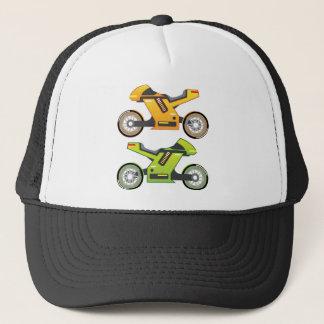 Concept motorcycle Electric Bike Trucker Hat