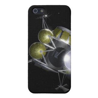 Concept of a crew blasting off iPhone SE/5/5s case