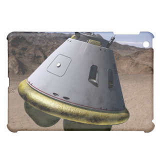 Concept of a crew exploration vehicle iPad mini cases