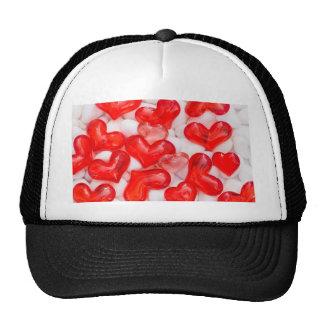 concept of love trucker hat