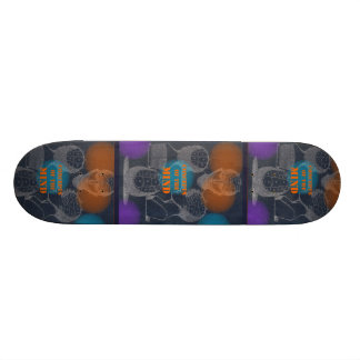 Concept of the Mind Design Skate Deck