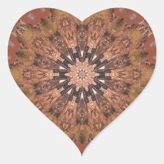 Conception Heart Sticker