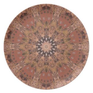 Conception Melamine Plate