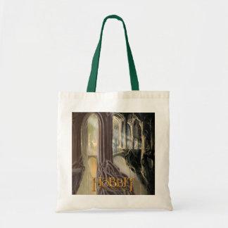 Concepto 2 del reino del arbolado bolsas lienzo