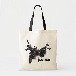 Concepto Batman con Batclaw
