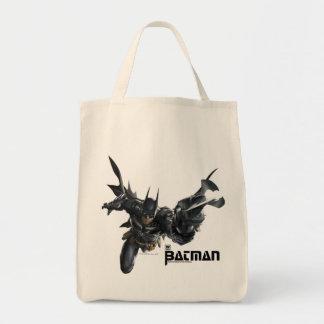 Concepto Batman con Batclaw Bolsa Tela Para La Compra