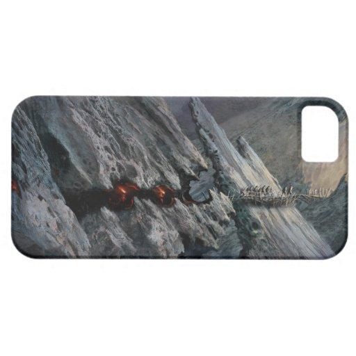 Concepto de la ciudad del Goblin - presos del iPhone 5 Case-Mate Carcasas