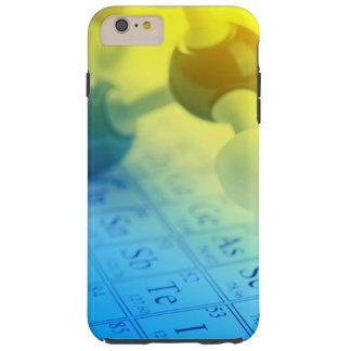 Concepto de la química funda para iPhone 6 plus tough
