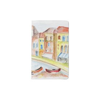Concepto de Venecia Libreta De Bolsillo Moleskine