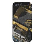 Concepto del artista del reconocimiento lunar Orbi iPhone 5 Carcasa