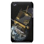 Concepto del artista del reconocimiento lunar Orbi iPod Touch Protectores