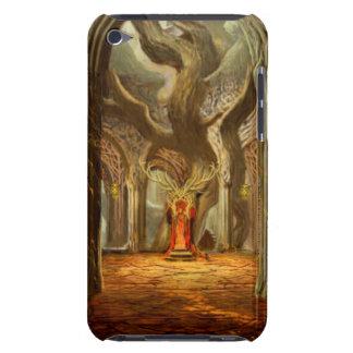 Concepto del sitio del trono del reino del Case-Mate iPod touch cárcasas