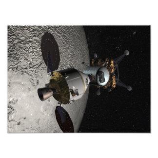 Concepto del vehículo de la exploración del equipo arte fotográfico