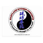 Conceptos de Maryland Kyusho Postal