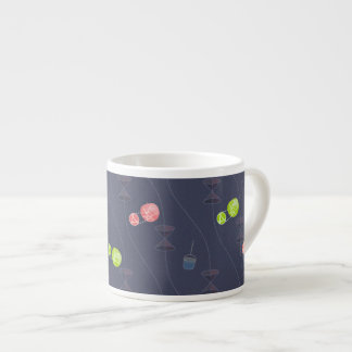 Concepts of the Genaral Relativistic Space-times Espresso Cup
