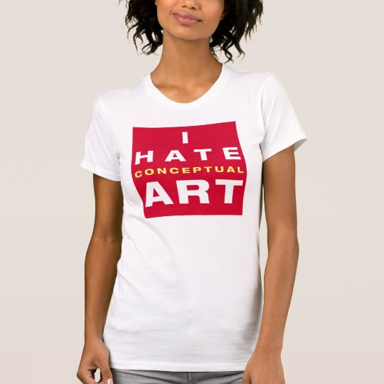 Conceptual Art T-Shirt