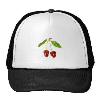 Conceptual Cherry Skulls Hat