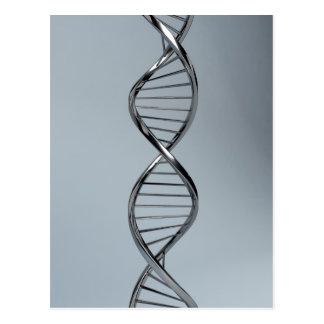 Conceptual Image Of DNA 2 Postcard
