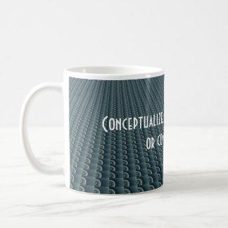 Conceptualize - Creative Thinking Design Coffee Mug