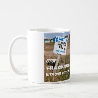 Concerned Citizens Against Fracking Coffee Mug