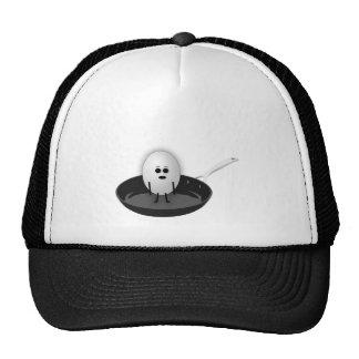 Concerned Egg Trucker Hat