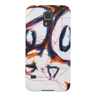 Concerned Simian Galaxy S5 Cases