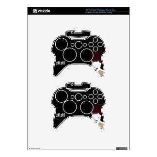Concerning Guapos - Matt Xbox 360 Controller Decal
