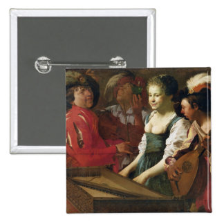 Concert, 1626 button