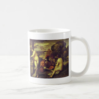 Concert Champetre by Titian Coffee Mug
