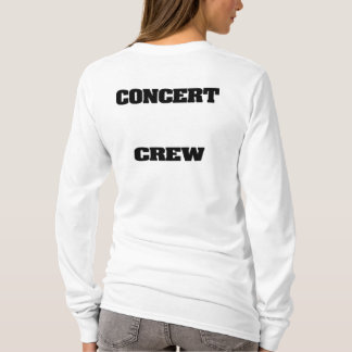 Concert Crew T-Shirt