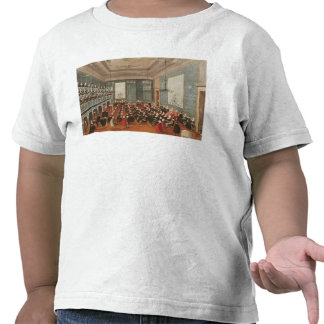 Concert given by the girls of the hospital tee shirts