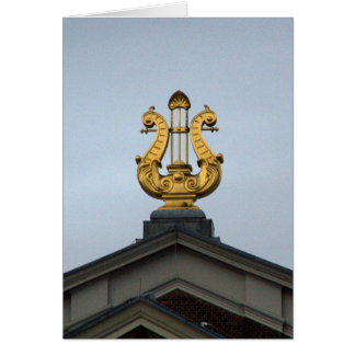 Concert Hall, Amsterdam Card