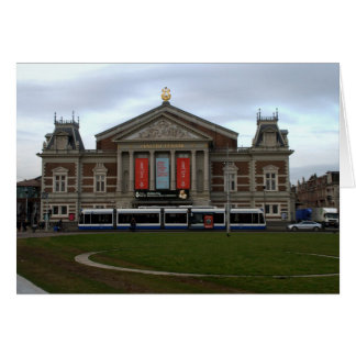 Concert Hall, Amsterdam Cards