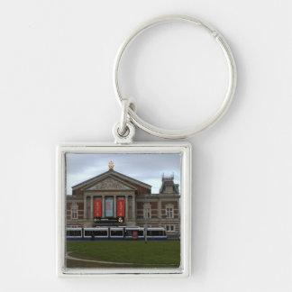 Concert Hall, Amsterdam Keychain