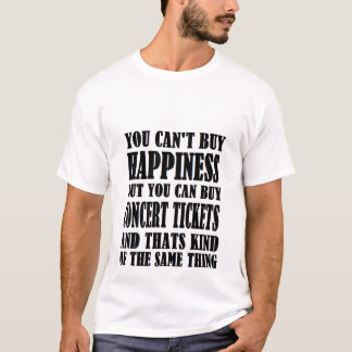 concert=happiness T-Shirt