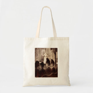 Concert in Europe by Georges Seurat Tote Bag