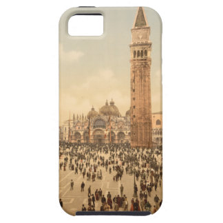 Concert in St Mark's Square II, Venice, Italy iPhone 5 Case