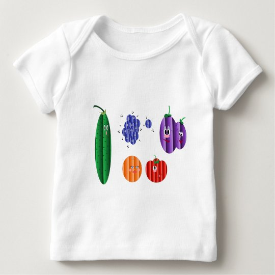 Concert in the Fruit Patch Baby T-Shirt