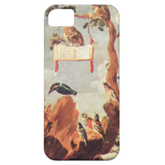 Concert Of Birds by Frans Snyders iPhone SE/5/5s Case