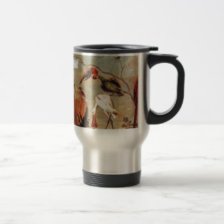 Concert of Birds by Frans Snyders Travel Mug